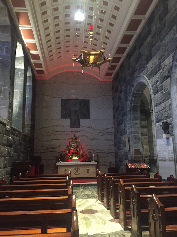 Galway cathedral interior