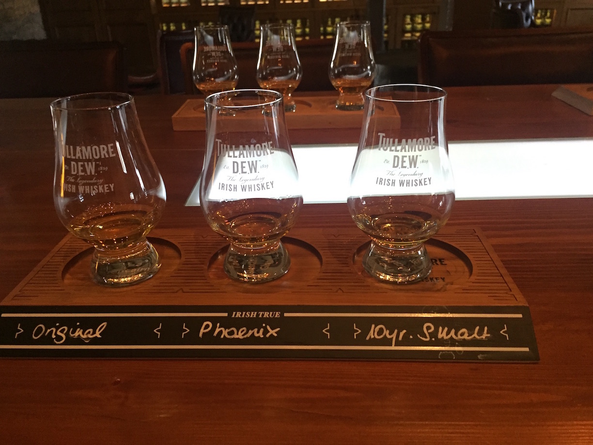 samples of whiskey