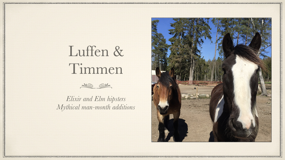 Luffen and Timmen